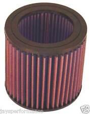 KN AIR FILTER (E-2455) flusso di ricambio ad alta filtrazione