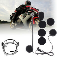 Microphone Speaker Soft Cable Headset Accessory for Freedconn Motorcycle Helmet