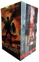 Becca Fitzpatrick Hush Hush Series Collection 4 Books Box Set Crescendo, Silence