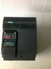 SIEMENS 6SE3221-8CC40  (6SE32218CC40) TESTED USED IN NEW CONDITION