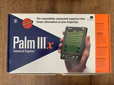 Palm Pilot IIIx in Box. Never Used!