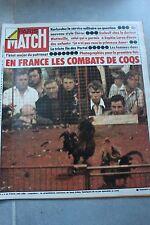 PARIS MATCH 1339 (01/75) COMBATS COQS PORTAL