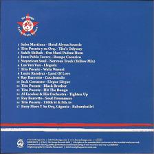 rare cd sleevSALSA Sabu Martinez JACK COSTANZO Al Escobar LOUIE RAMIREZ BenyMore