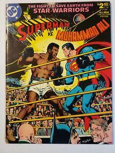 Superman vs. Muhammad Ali DC Treasury Edition C - 56 1978