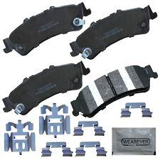 Disc Brake Pad-Ceramic Rear Advance PXD792A