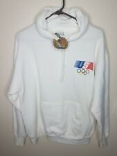 Levi's Hoodie Large USA Olympic 1984 games Deadstock