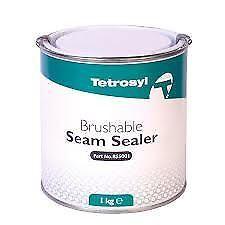 Tetrosyl Brushable Seam Sealer For Professional Bodyshop 1KG BSS001