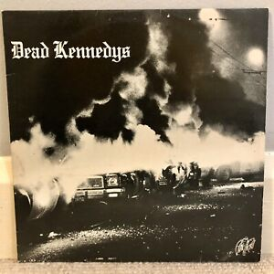 Dead Kennedys Vinyl Lp. Fresh Fruit For Rotting Vegetables B RED 10 'No Heads'