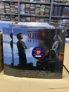 SLEEPLESS IN SEATTLE LP ORIGINAL MOTION PICTURE SOUNDTRACK 2021 RED VALENTINE