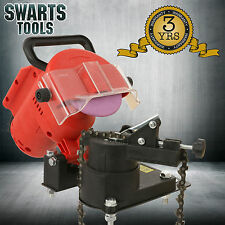 320W Chainsaw Sharpener Swarts Tools Chain Saw Electric Grinder File Pro Toolniq