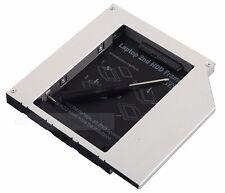 2nd Hard Drive HD SSD Caddy for HP compaq 6720s 2100 2200 2500 DV-W28EC DV-W28EA