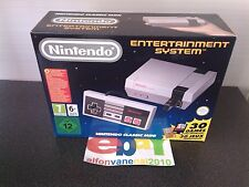Nintendo NES CLASSIC MINI - Nintendo Classic Mini NES SNES EDITION