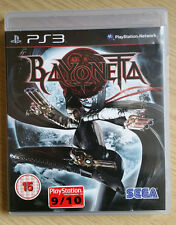 Bayonetta for Sony Playstation PS3 - FREE UK P&P Trusted UK Seller