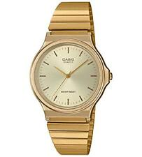 New CASIO Standard Analog Watch Gold MMQ-24G-9EJF Men's From JPN
