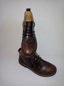 Dr. Doc Martens Mens Ai Wair Size 10.5 EU 44 Brown Boots - Never Worn~ #6119