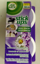 AIR WICK..STICK UPS..GREAT FOR SMALL SPACES, CLOSETS, CAR, TRASH CAN, EVEN ON TH
