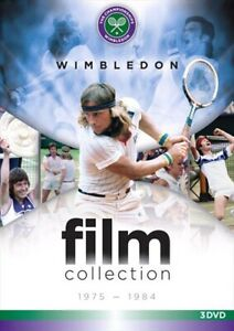 The Wimbledon FILM Collection 1975 - 1984  DVD NEW & SEALED