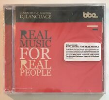 Real Music For Real People - DJ Language (CD 2005)