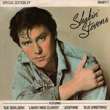 "Shakin' Stevens(7"" Vinyl Gatefold)Special Edition EP-Epic-SHAKY 1-UK-19-VG/Ex"