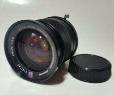 Vivitar 28mm F/2.5 Prime Wide Angle Lens
