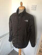 The North Face Men's Brown Puffs Quilt Jacket Size M Chest 42