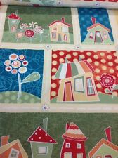 Wilmington Prints - Marmalade Cottage Craft Fabric By The Half Metre