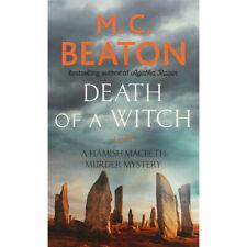 M.C.Beaton ___ Death De A Sorcière ____ Tout Neuf ___ Livraison Gratuite Ru