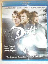DRIFT FILM IN BLU-RAY NUOVO DA NEGOZIO ANCORA INCELLOFANATO -COMPRO FUMETTI SHOP