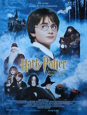 HARRY POTTER A L'ECOLE DES SORCIERS Affiche Cinéma ROULEE 53x40 Movie Poster