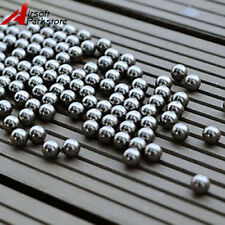 200pcs Dia 4.5mm Slingshot Beads Steel Balls Airsoft Shooting Catapult Ammo Eggs