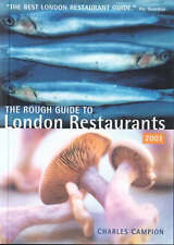 (Good)-The Rough Guide to London Restaurants (Mini Rough Guides) (Paperback)-Cam