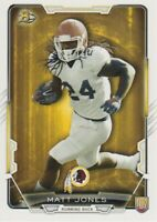 2015 Bowman Football Rookie #R62 Matt Jones RC Washington Redskins
