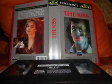 VHS (SECAM) The Kiss de Pen Densham avec M. Salenger, J. Pacula (1988)