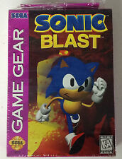 Sonic Blast  (Sega Game Gear, 1996) BRAND NEW FACTORY SEALED
