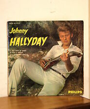 Johnny Hallyday - Nous, quand on s'embrasse- Philips 432.592 BE - Extended Play