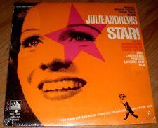Star !  Julie Andrews  Soundtrack  1965   2oth Century  5102  Vinyl  LP   Sealed