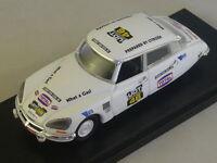 Rio 4351 - Citroen DS 23 UDT championnat du monde des Rallyes - 1974 1/43