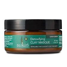 Sukin Super Greens Detoxifying Facial Masque 100ml