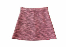 Topshop Viscose Regular Size Skirts for Women