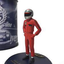 FLY P001 Figur Mario Andretti bemalt in Racing Figures Collectors Box 1:32