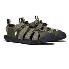 Keen Mens Clearwater CNX Walking Shoes Sandals - Green Sports Outdoors