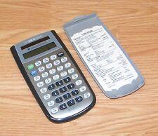 Texas Instruments (Ti-36X) Solar Handheld Scientific Calculator w/ Clip-On Cover