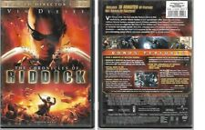 New listing The Chronicles of Riddick (Widescreen Unrated Director's Cut) - Dvd - Very Good