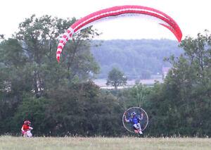 Paramotor Training Course & 185cc Paramotor Package - MegaDeal