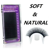 16rows Faux Mink Individual Eyelash Extension Cilia Lashes Extension New