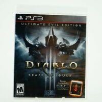 Diablo III Reaper Of Souls Ultimate Evil Ed: Playstation 3 [Brand New] PS3