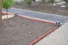 2er Set Schlauchführung Gartenschlauchführung Kabelführung Schlauch