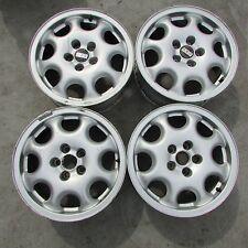 Set 4 cerchi in lega BBS 6Jx15 5x100 ET35 Volkswagen Passat Mk4 (17573 99-1-B-1)