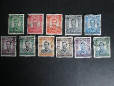 Southern Rhodesia 1937 part set Fine Used