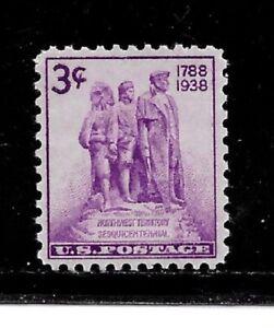 US Stamp-Scott # 837/A309-3c-Mint/NH-1938-OG-Per. 11 x 10 1/2-Rotary Press